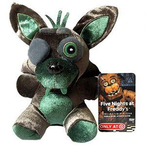 phantom foxy plush toy fnaf