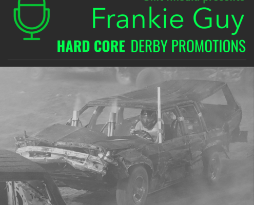 Frankie Guy Interview with Unit4media featuring Hard Core Derby Promotions