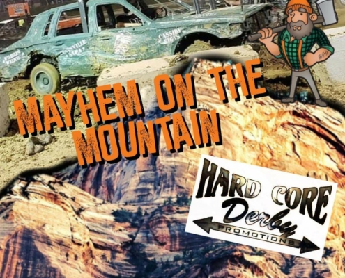 Mayhem on the Mountain
