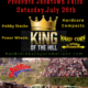 KING OF THE HILL JACKTOWN FAIR