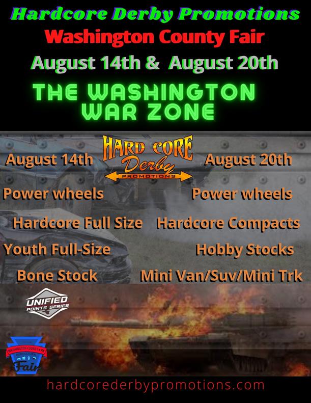 The Washington War Zone