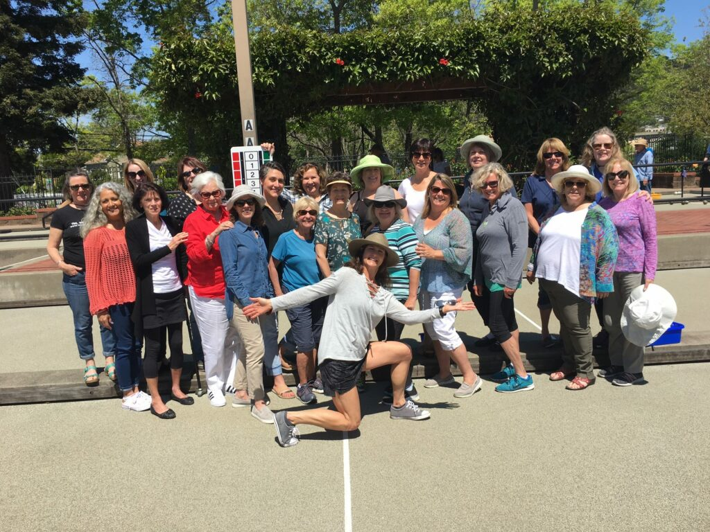 MPWN Bocce Ball Social Gathering