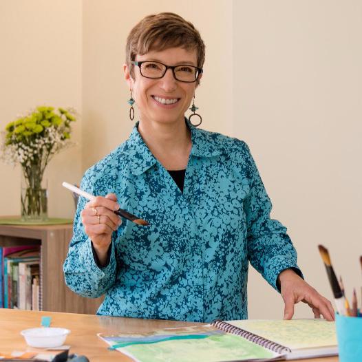 Annie Danberg, Marin Art Therapy