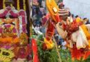 ఉత్తరాంధ్ర 'పైడి'తల్లి వేడుక… సిరిమాను