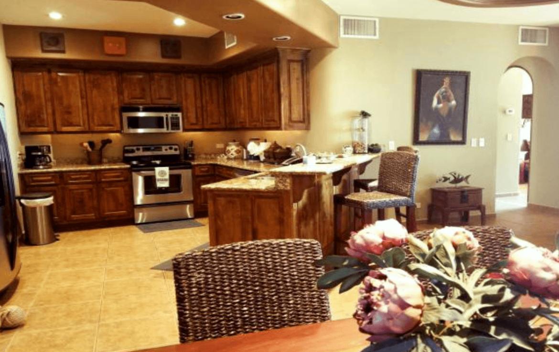 Luxurious Condo Kitchen