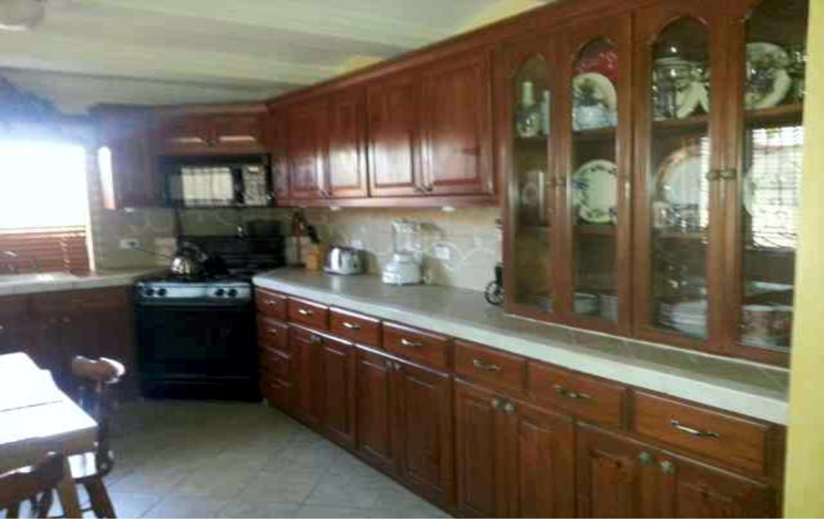 Picture of large home for sale in Rocky Point.