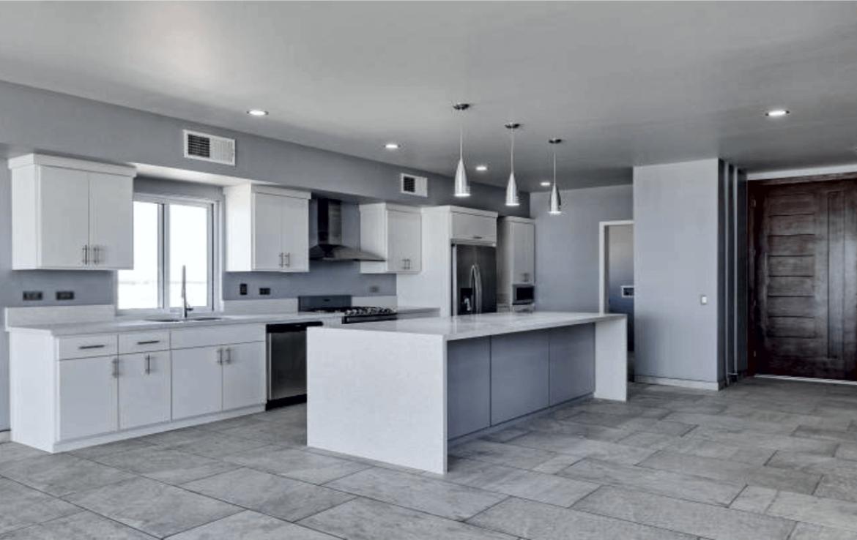 Elegant Oceanfront Home Kitchen 2
