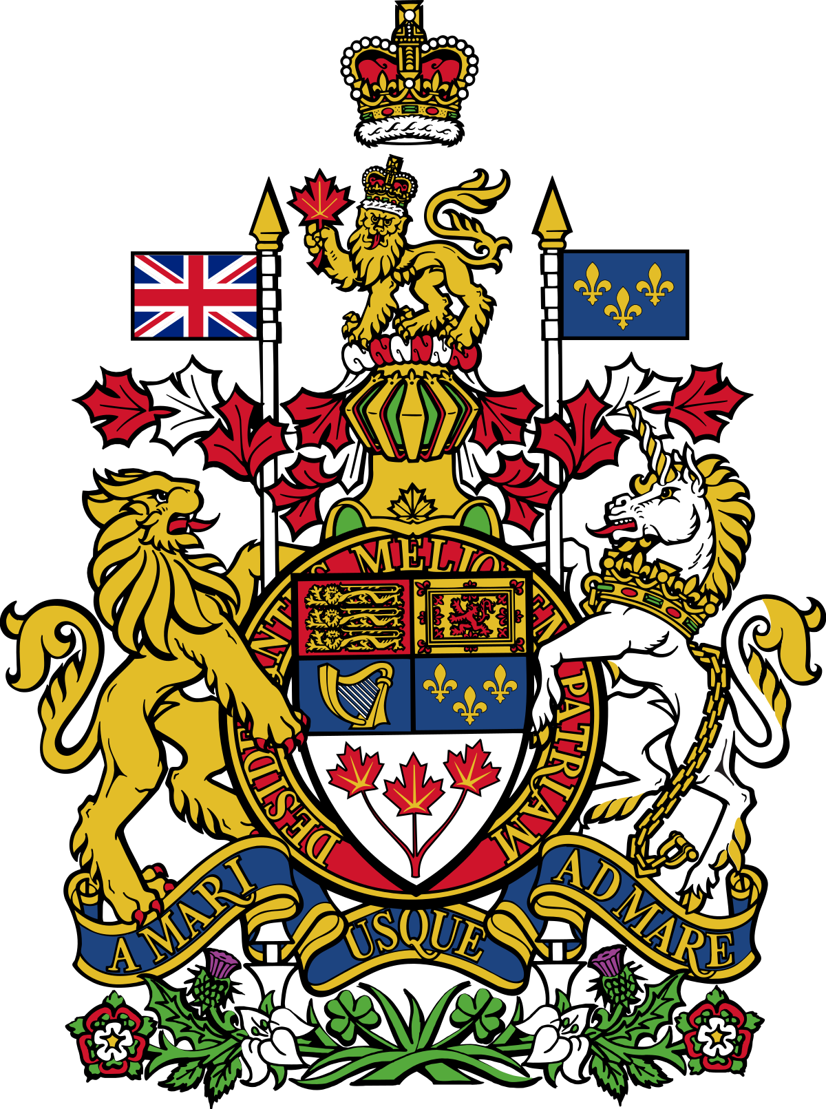 Canada Coat of Arms