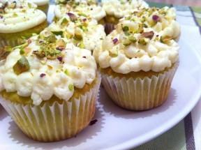 pistachio cupcakes 4