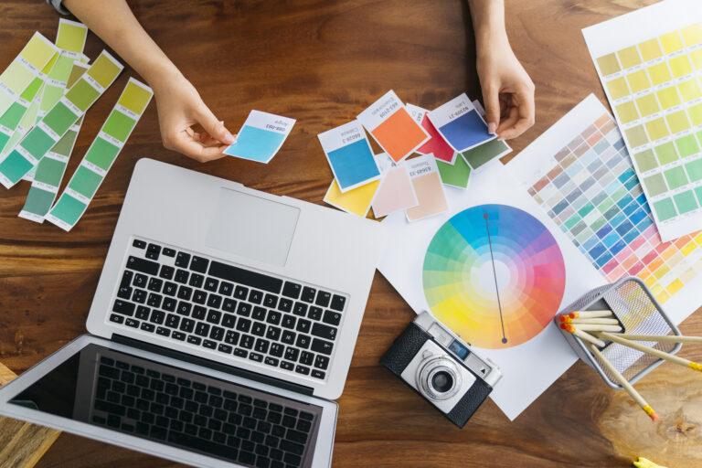 Design Gráfico: Você conhece a importância das cores?