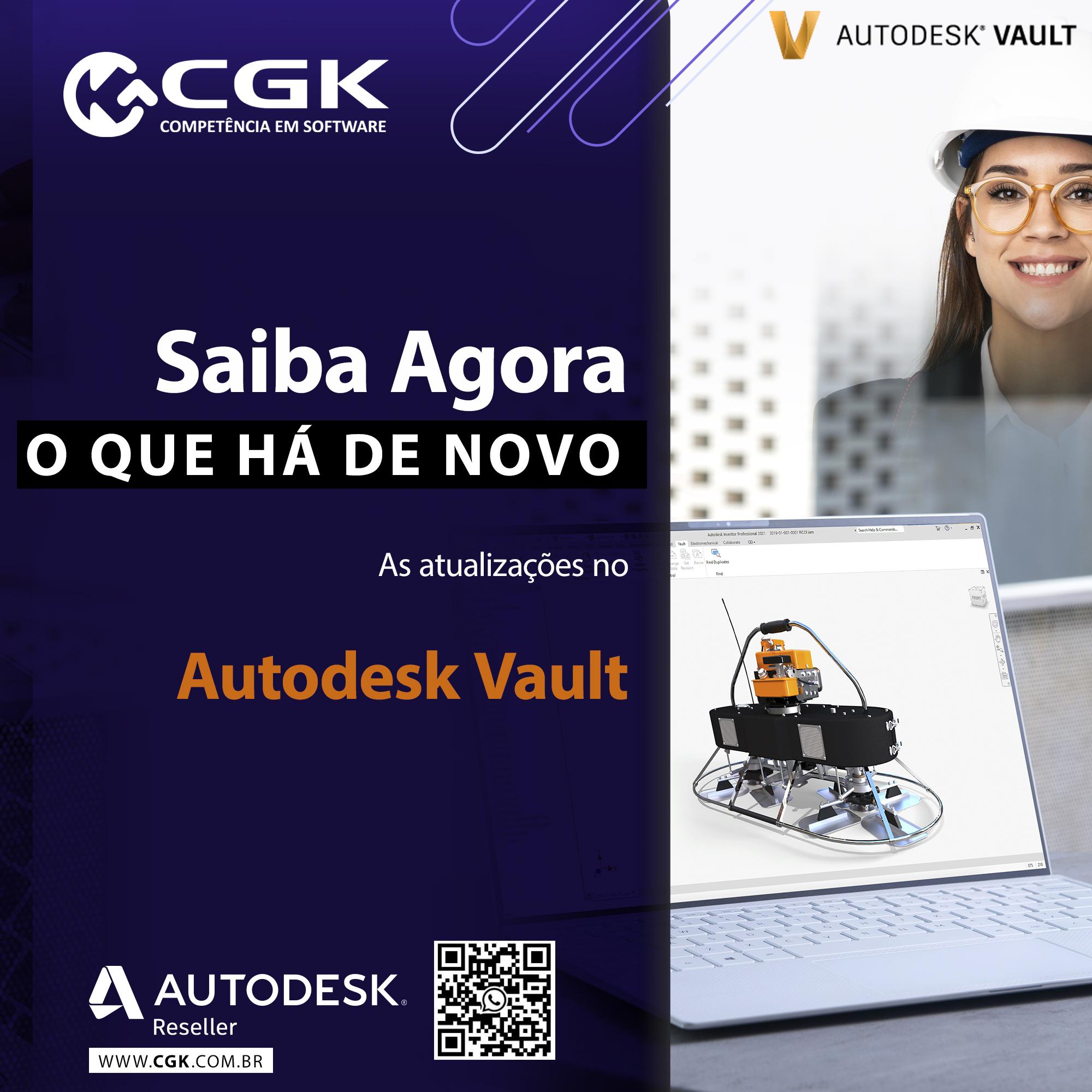 Autodesk Vault 2022