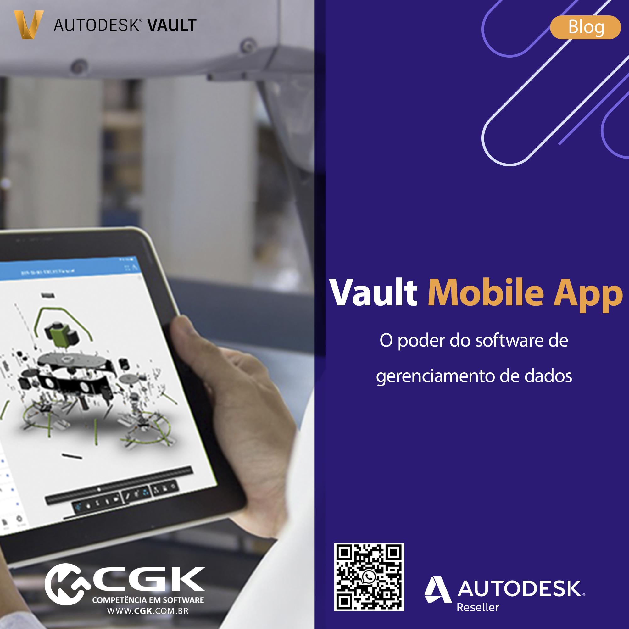 Vault Mobile App