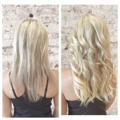 Work by Jenny's Hair Design