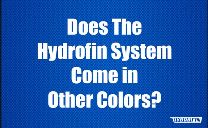 Does The Hydrofin System Come in Other Colors? Our Antifouling Paint Protects Your Pontoon's Hydrofoil