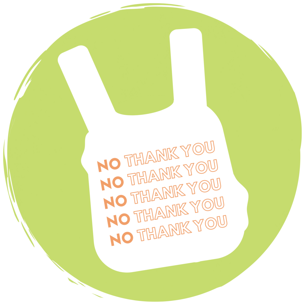 Reusable Bags graphic
