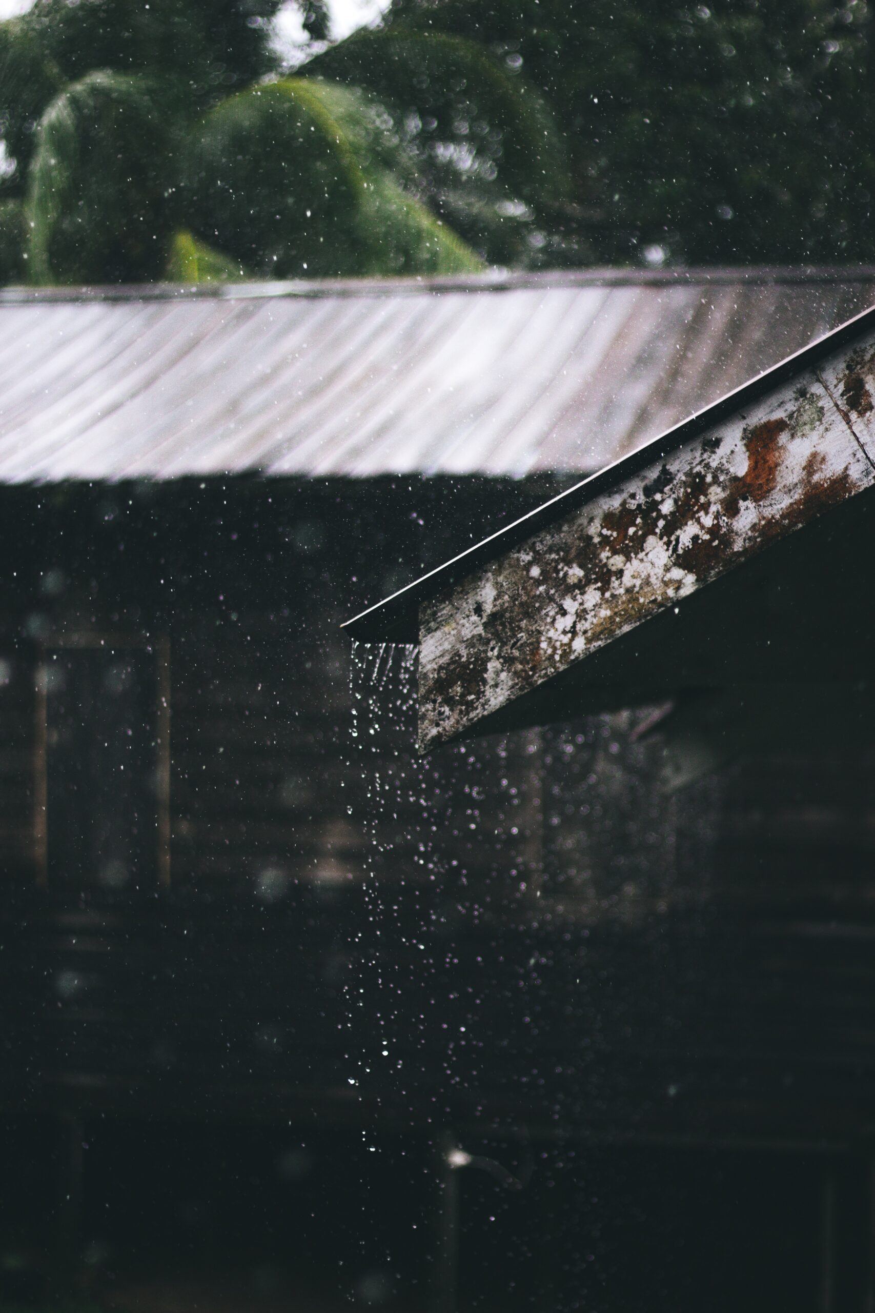 Rain Home Gutters