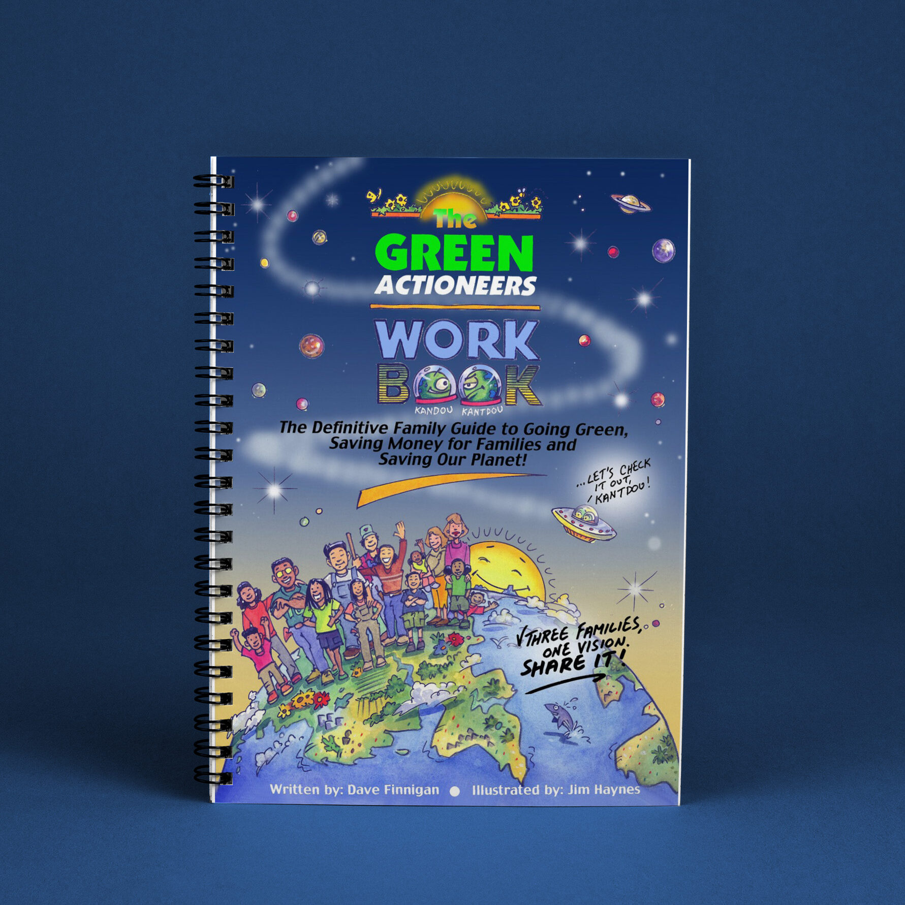 Green Actioneers Workbook