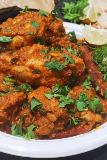 guntur chicken curry