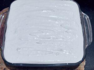 longan vanilla ice-cream