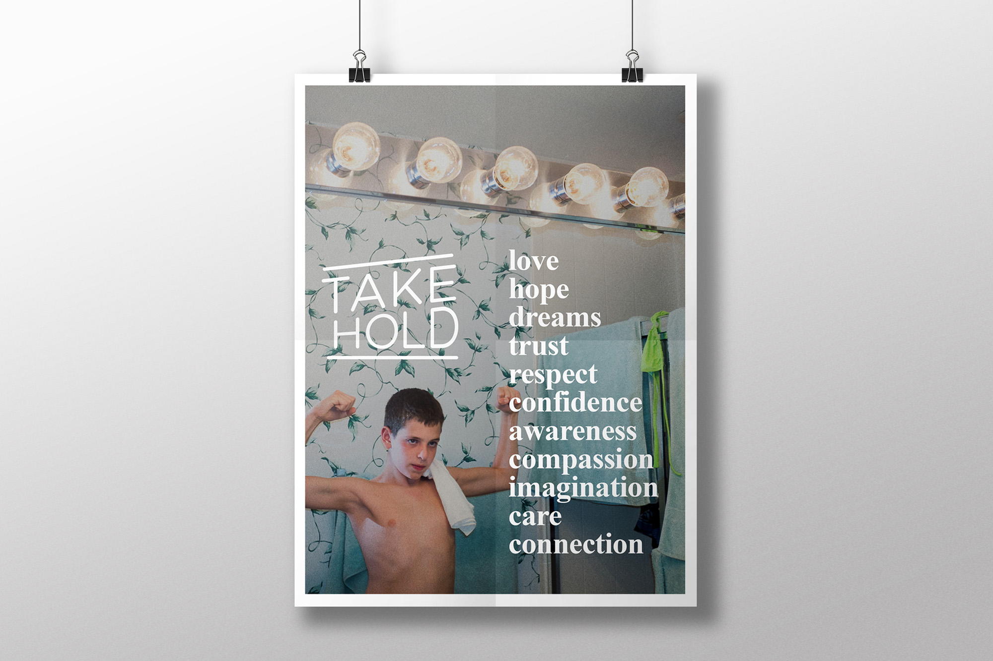 We Foster Poster