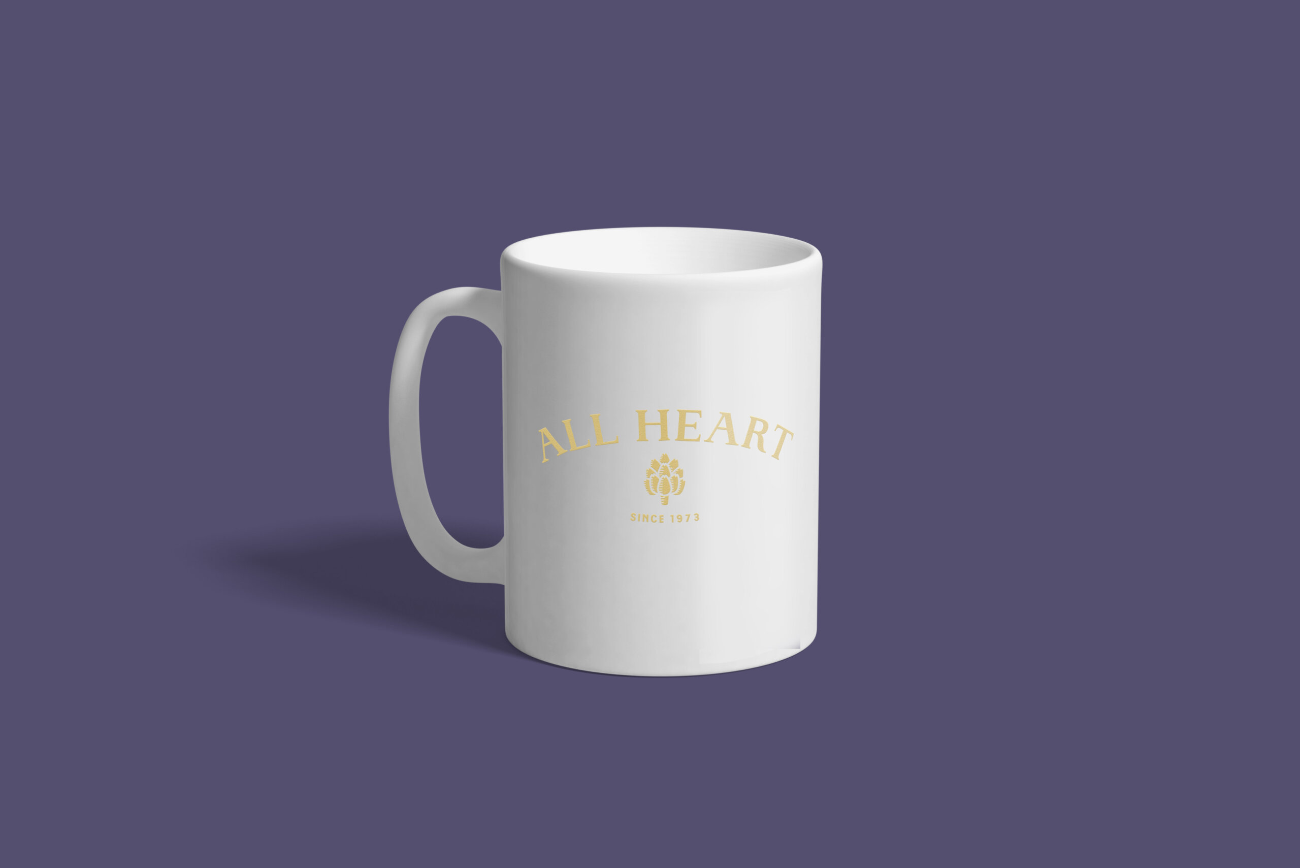 Artichoke Music Coffee Mug