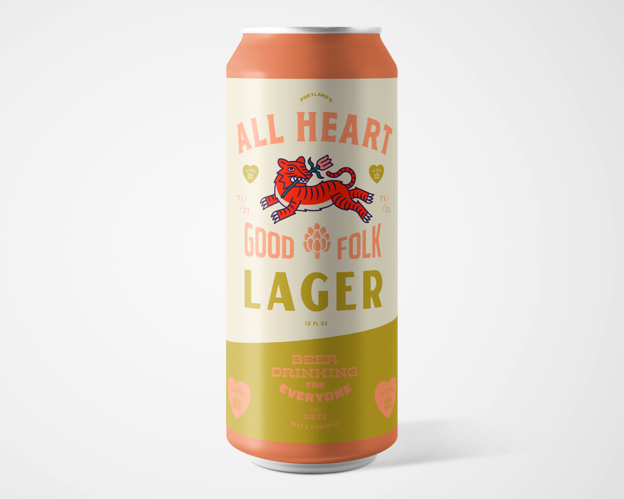 All Heart Lager, Artichoke Music