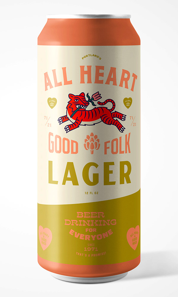 Artichoke All Heart Lager