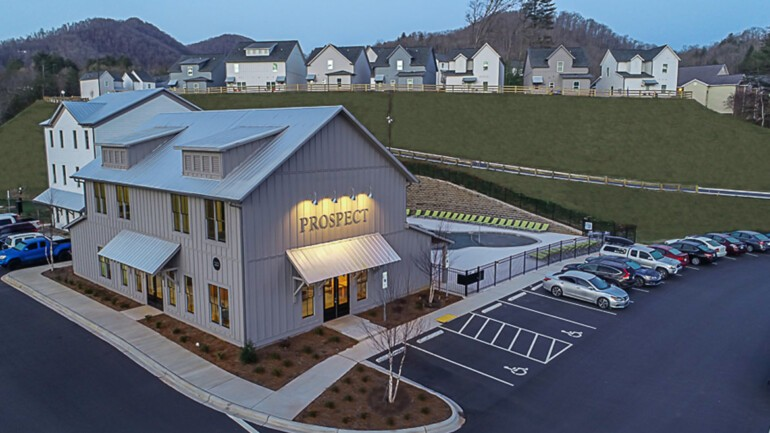 The student center is open 24 hours for studying, games, or working out.