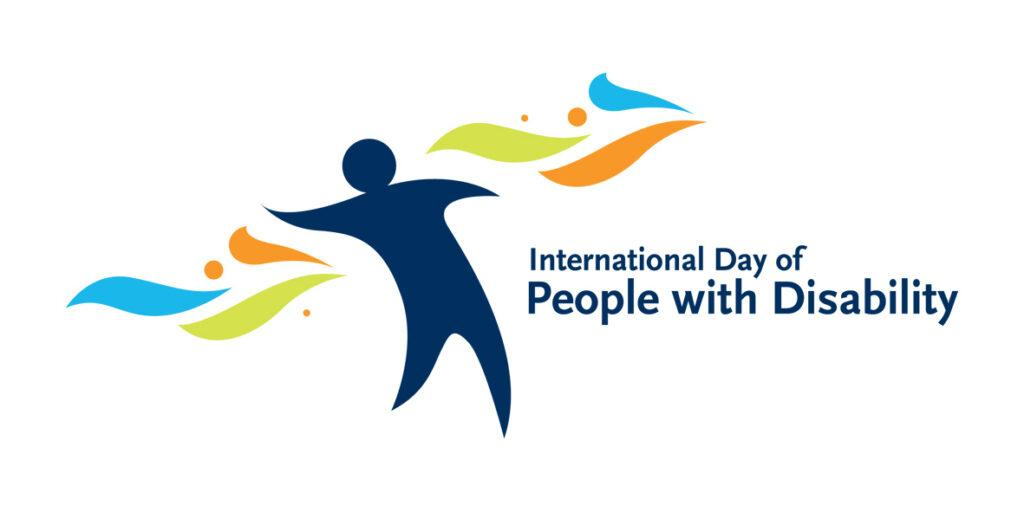 International Day of People with Disability Logo