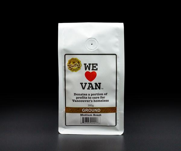 Ground Coffee Medium Roast
