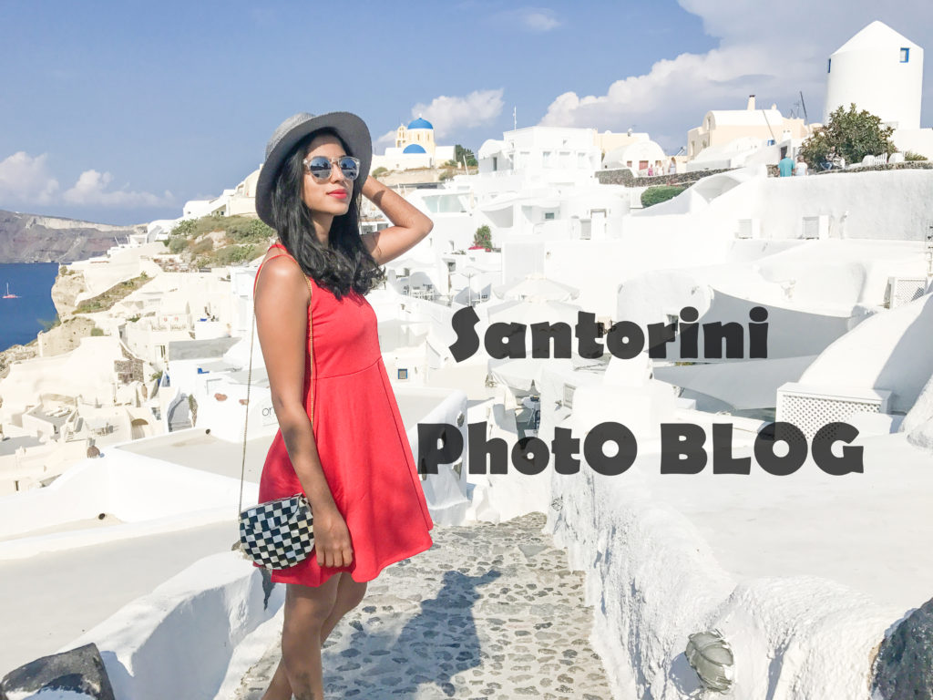 SAntorini Photo Blog