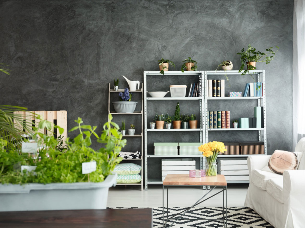 Top tips for decorating a rental space