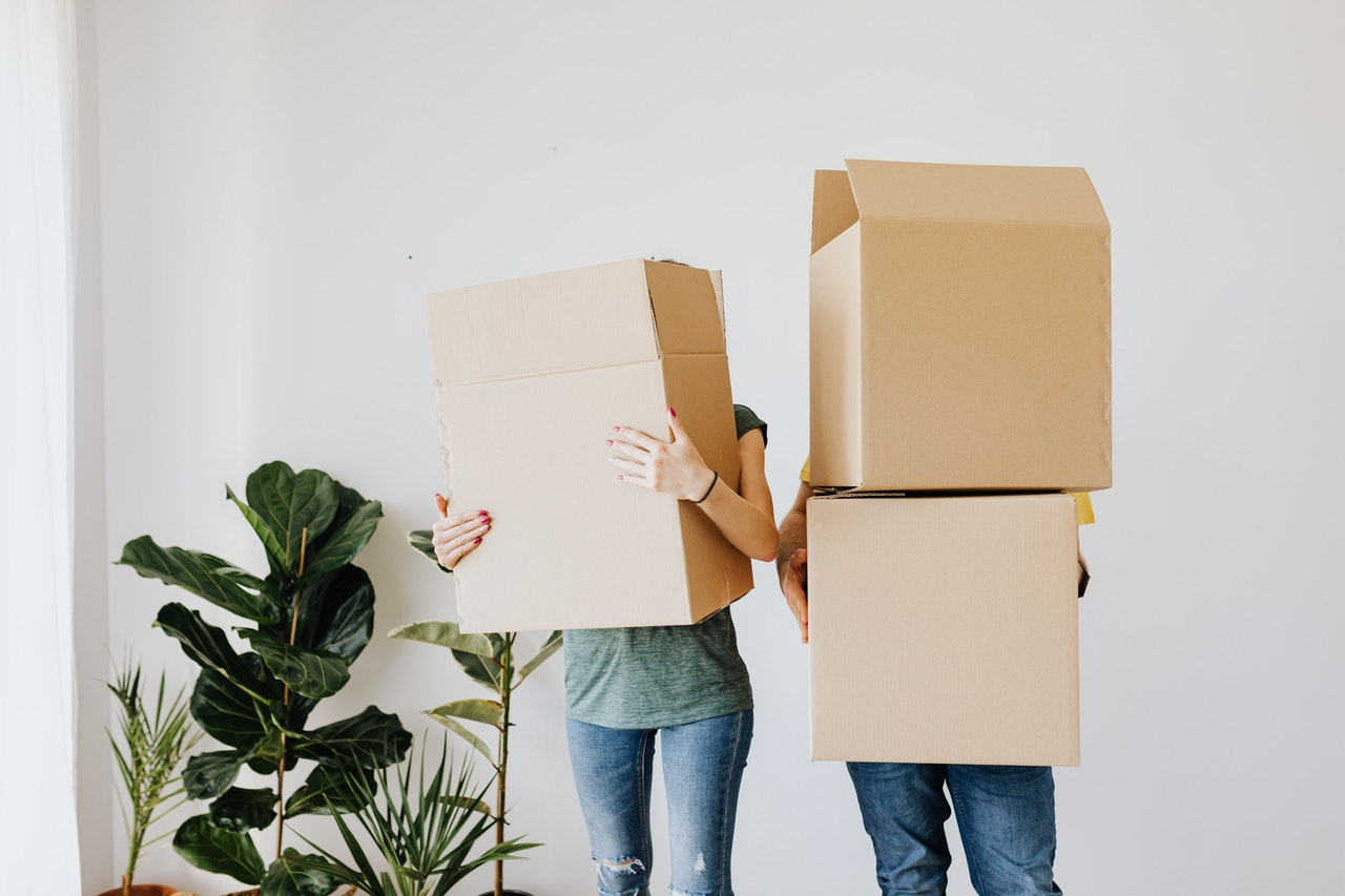 Types of Packing Boxes