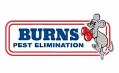 Burns Pest Control logo