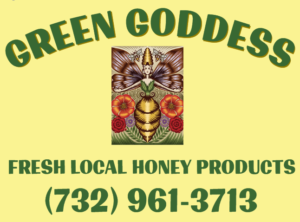 green goddess honey