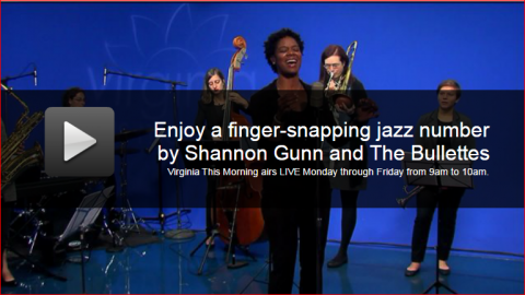 Bullettes On TV - http://wtvr.com/2015/12/30/enjoy-a-swinging-jazz-performance-by-shannon-gunn-the-bullettes/