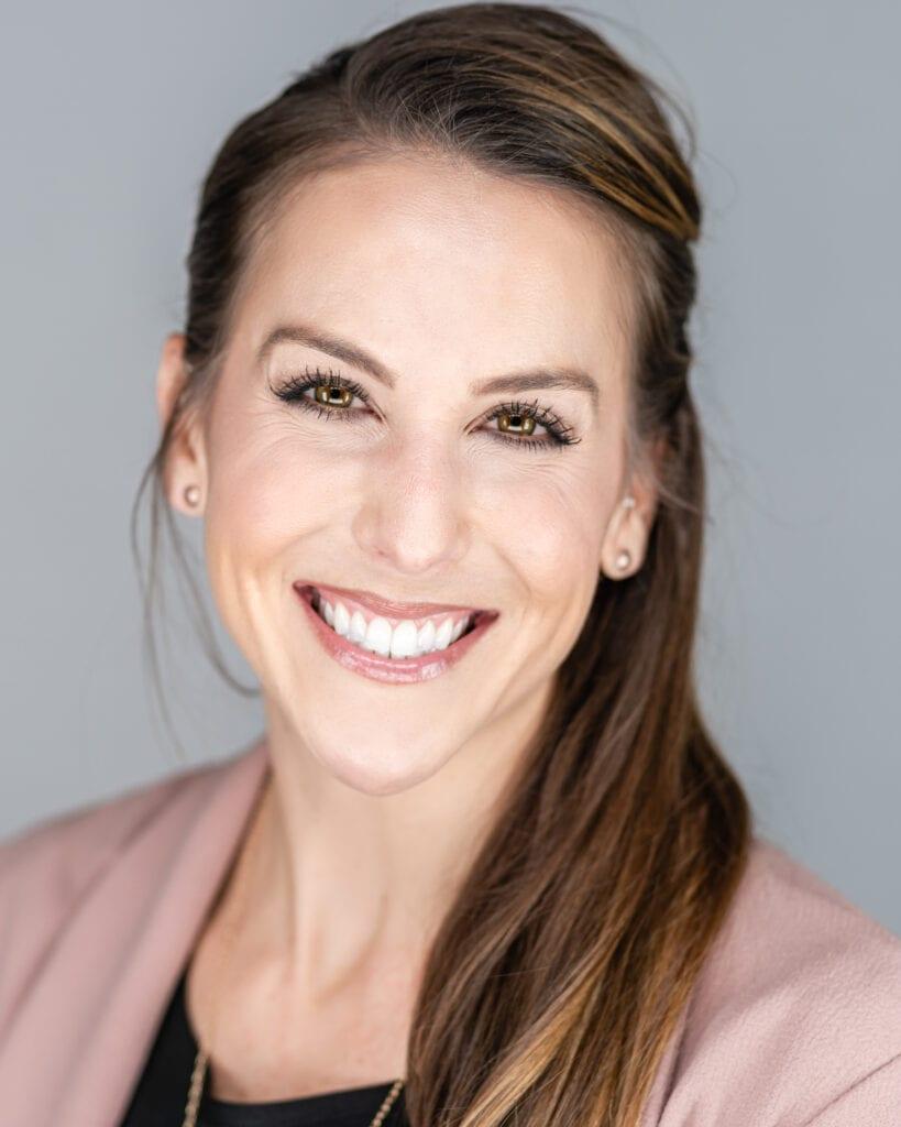 Female professional Business headshots