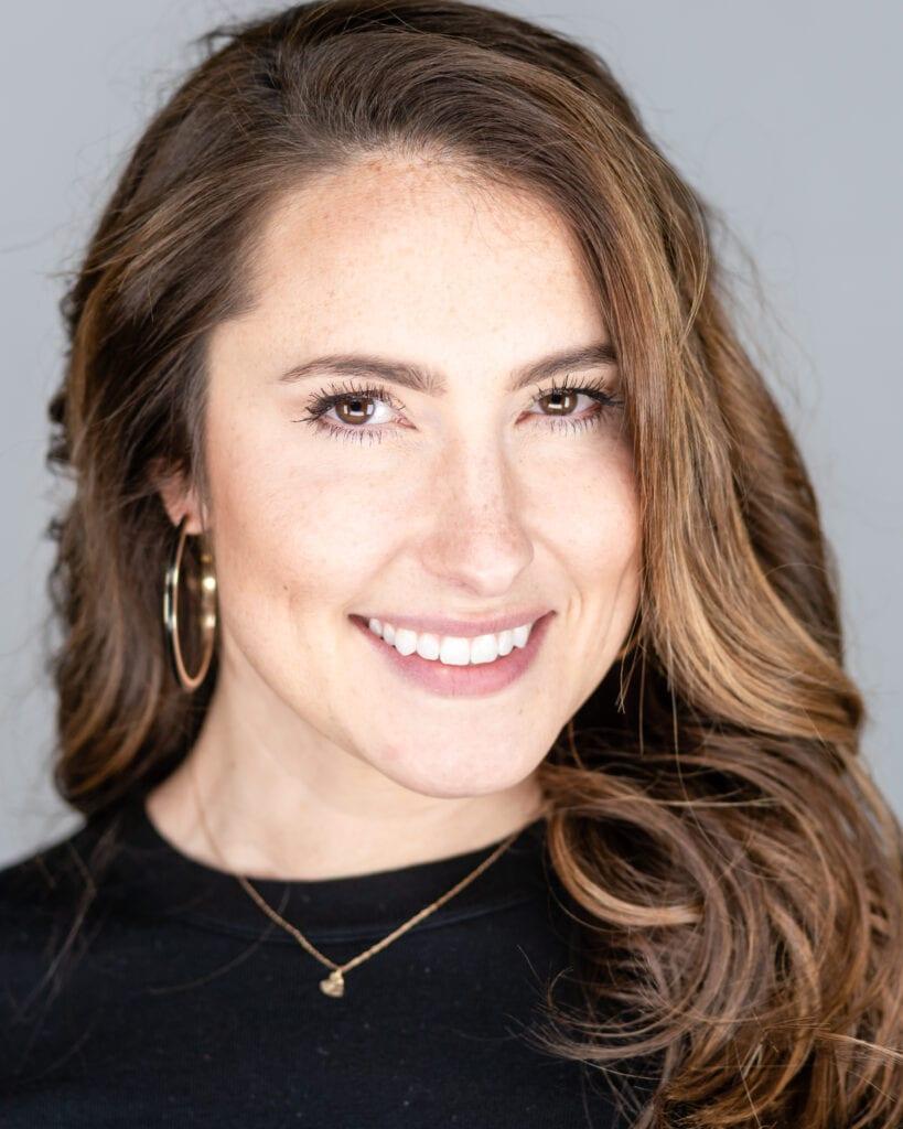 Female professional corporate headshots