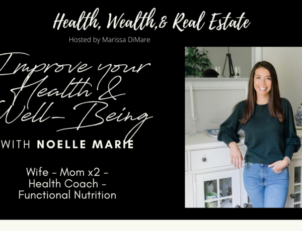 Improve Your Health Well Being Noelle Marie