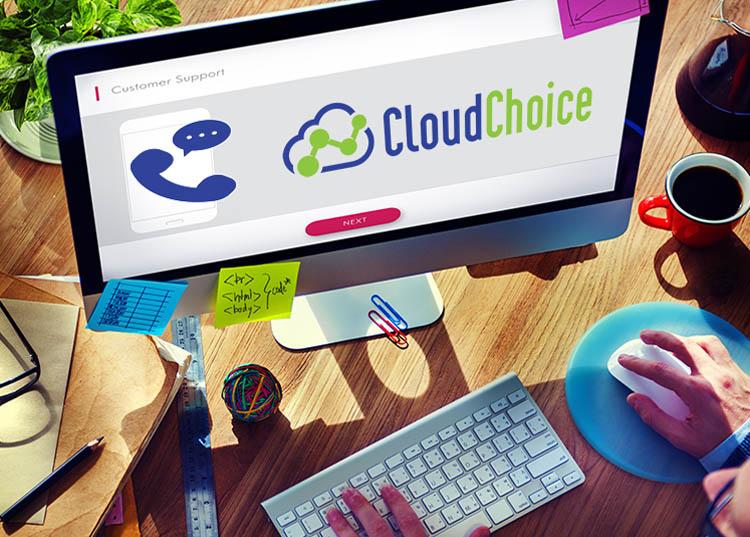 New Cloud Choice website