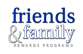 friends and family rewards