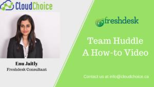 Freshdesk Consultant