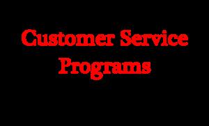 1 a customer service