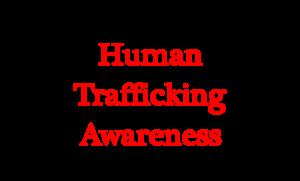 1 a human trafficking