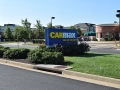 Pro-Pave, Inc.'s paving work at the CarMax in Sterling, Virginia