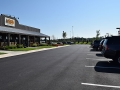 Pro-Pave, Inc.'s paving work at the Cracker Barrel in Dulles, Virginia