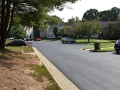 Pro-Pave, Inc.'s paving work at the Lake Ridge Association in Lake Ridge, Virginia