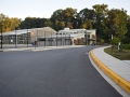 Pro-Pave, Inc.'s paving work at the Roger Carter Rec Center in Ellicott City, Maryland