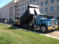 Pro-Pave, Inc.'s milling and paving work at the Pentagon in Washington, DC