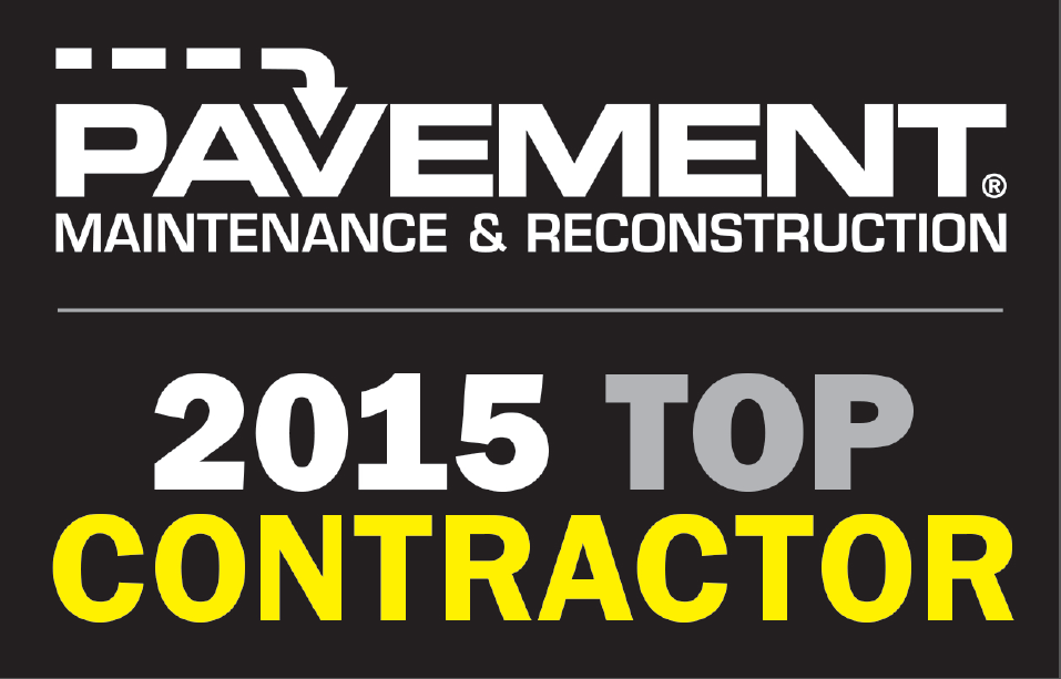 top pavement contractor 2015